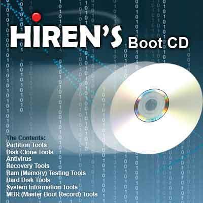 Hiren's BootCD 10.2